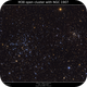 M38 Open cluster with NGC1907,                                Brice Blanc