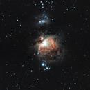 M42 - Orion's Nebula,                                Lorenzo Scagnolari