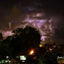 My perfect tropical storm,                                Jesús Piñeiro V.