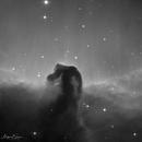IC434 horsehead nebula,                                Mehmet Ergün