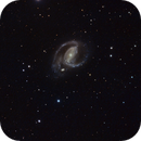 NGC 1097 galaxy,                                Scott M. Stirling