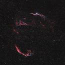 Sh2-103 Cygnus Loop,                                Allan Alaoui