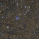 Iris Nebula Mosaic,                                Greg Nelson