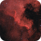 The Cygnus Wall and its surroundings,                                ducksoup87