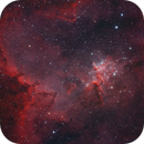 IC1805, Melotte 15,                                Tayson