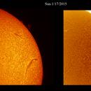 The Sun,                                Jose Borrero