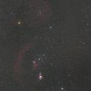 Orion widefield - 10 Feb 2021,                                Geof Lewis