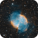 M27 HA OIII RGB,                                Andreas Zirke