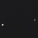 Jupiter-Saturn conjunction on 2020-12-20,                                Benny Colyn