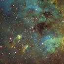 IC410,                                Komet