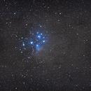 M45 region,                                Jochen Schuster