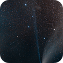 Comet C/2020 F3 Neowise 2020-07-21, visiting the Big Dipper,                                Björn Hoffmann