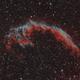 NGC 6995,                                Julien Cochet