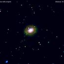 m49 galassia nella vergine                                                                      distanza  55 milioni  A.L.,                                Carlo Colombo