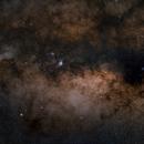 Milky Way Core,                                crushellon