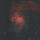 IC 405  - Flaming Star Nebula,                                Mariusz Golebiewski