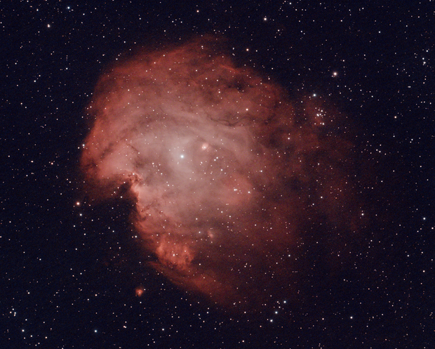 NGC 2174 with Triad Ultra,                                David Johnson