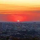 The Sunset in Araxá, Brazil,                                Odilon Simões Corrêa