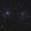 Double Cluster - NGC 869 and NGC 884 ,                                Michael Blaylock