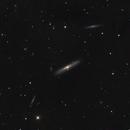 NGC 4216 and nearby galaxies.,                                Prabhu S Kutti