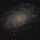 M33,                                Dick van Kleef
