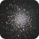 M13 great globular cluster in Hercules,                                Gernot Schreider