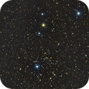 NGC 6885 - offener Sternhaufen,                                Horst Twele