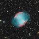 Messier 27,  Dumbbell Nebula,                                Big_Dipper