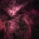 NGC3372 Eta Carinae,                                Jonzn Chung