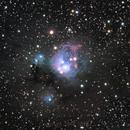 NGC 7129,                                1074j