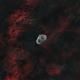 NGC 6888 Starless,                                Fredd