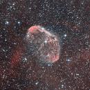 NGC 6888 - Crescent nebula,                                Jean-Charles RIPAULT