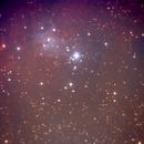 NGC 22644 Cone Nebula with Atik Infinity Live CCD,                                Dave
