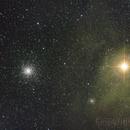 Antares M4 spikes,                                José Carlos Diniz