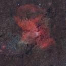 NGC 6188 - HaRGB,                                TC_Fenua