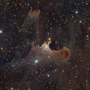 Ghost Nebula Sh2-136,                                Anthony Quintile