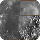 Apollo 15 Landing Site,                                 degrbi