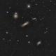NGC3193, NGC 3187, NGC3189 and NGC3185,                                Eric Coles (coles44)