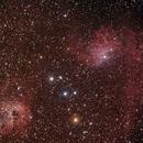 IC405 + IC410,                                Carlo Rocchi
