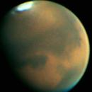 Mars close up,                                Uwe Meiling
