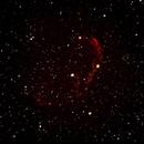 NGC 6888 - Crescent Nebula,                                AstroIronMan