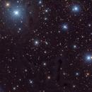 VdB9 - Dustbowler Nebula in Cassiopeia,                                Stellario