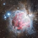 Orion M42,                                Jocelyn Podmilsak