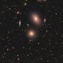 M84, M86 and part of Markarian's Chain,                                Antonio.Spinoza