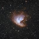 Pacman Nebula,                                Dan Vranic