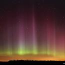 Aurora Borealis from central Poland - 17/18.03.2015,                                Łukasz Sujka
