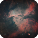 NGC 6188 - The Dragons of Ara,                                Laurence Pap