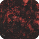 NGC6914 - Tiny bit of blue in a sea of red,                                urmymuse