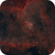 IC 1805 - The heart of the Heart,                                Fabian Rodriguez...