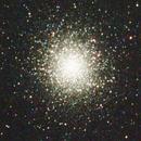 Globular cluster M13,                                Christoph Winkler